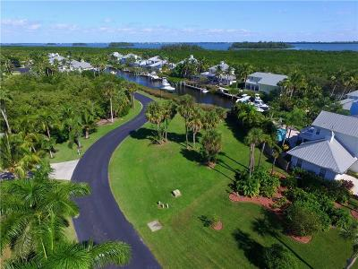 Vero Beach, Indian River Shores, Melbourne Beach, Melbourne, Sebastian, Palm Bay, Orchid Island, Micco, Indialantic, Satellite Beach Residential Lots & Land For Sale: 2270 SE 6th Court