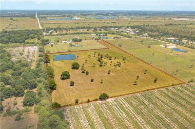 Vero Beach, Indian River Shores, Melbourne Beach, Melbourne, Sebastian, Palm Bay, Orchid Island, Micco, Indialantic, Satellite Beach Residential Lots & Land For Sale: 6755a 84th Avenue