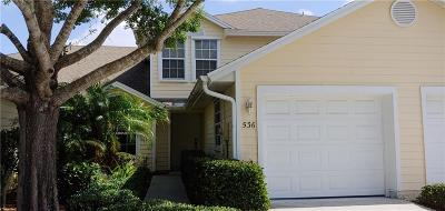 Village Walk, Village Walk South Single Family Home For Sale: 536 6th Street