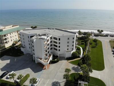 Vero Beach, Indian River Shores, Melbourne Beach, Melbourne, Sebastian, Palm Bay, Orchid Island, Micco, Indialantic, Satellite Beach Rental For Rent: 4101 Ocean Drive #2A