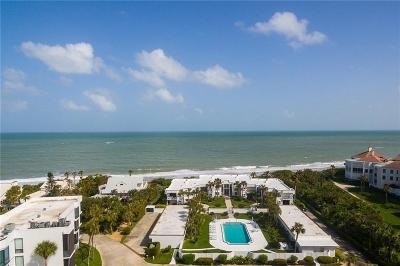 Vero Beach, Indian River Shores, Melbourne Beach, Melbourne, Sebastian, Palm Bay, Orchid Island, Micco, Indialantic, Satellite Beach Condo/Townhouse For Sale: 5790 Highway A1a #1A