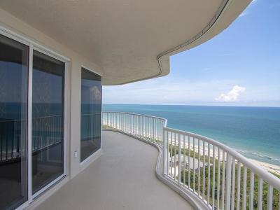 Hutchinson Island Condo/Townhouse For Sale: 5051 Highway A1a #PH3-2