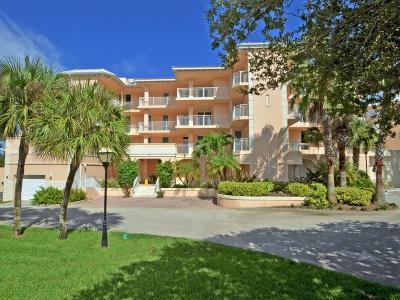 Vero Beach, Indian River Shores, Melbourne Beach, Melbourne, Sebastian, Palm Bay, Orchid Island, Micco, Indialantic, Satellite Beach Rental For Rent: 8876 Sea Oaks Way #407