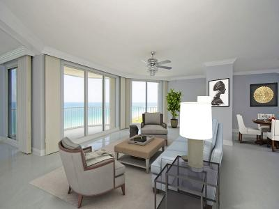 Hutchinson Island Condo/Townhouse For Sale: 5051 Highway A1a #PH3-1