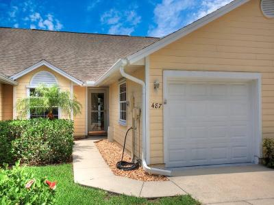 Village Walk, Village Walk South Single Family Home For Sale: 487 7th Street