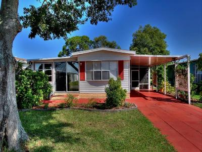 Sebastian Single Family Home For Sale: 1177 Barefoot Circle