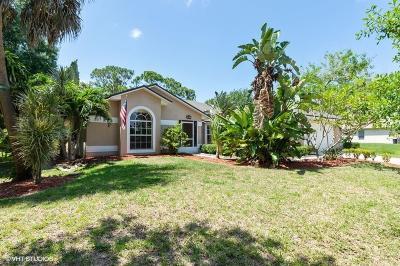 Sebastian FL Single Family Home For Sale: $273,000