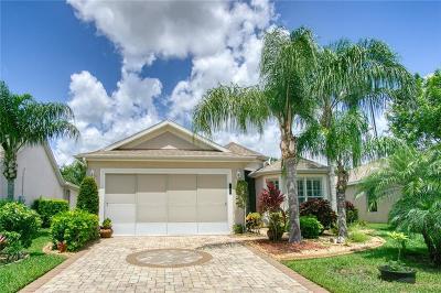 Sebastian Single Family Home For Sale: 508 Sebastian Crossings Boulevard