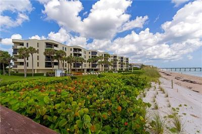Vero Beach Condo/Townhouse For Sale: 4600 Highway A1a #210