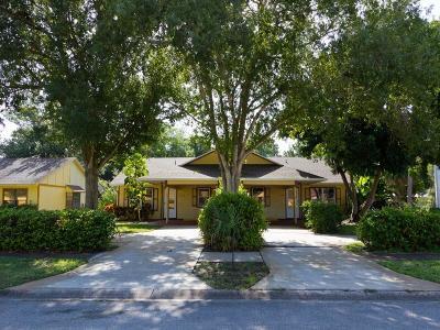 Vero Beach Single Family Home For Sale: 1422 36th Avenue