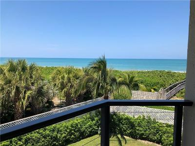 Hutchinson Island Condo/Townhouse For Sale: 4100 Highway A1a #423