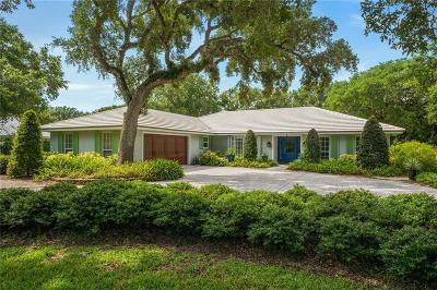 Vero Beach FL Single Family Home For Sale: $899,000