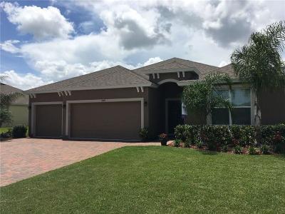 Vero Beach Single Family Home For Sale: 6445 Park Chester Terrace