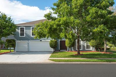 Vero Beach Single Family Home For Sale: 6057 Ridge Lake Circle