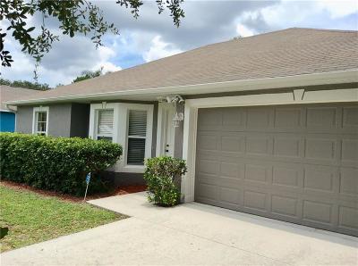 Vero Beach Single Family Home For Sale: 8856 105th Avenue
