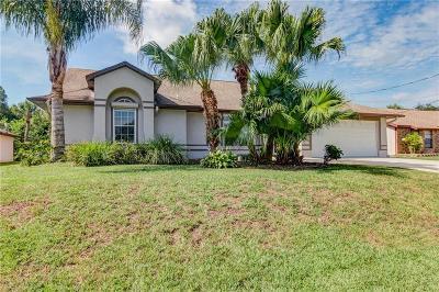 Sebastian Single Family Home For Sale: 115 Larchmont Terrace