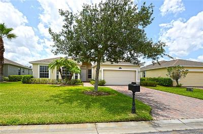 Vero Beach Single Family Home For Sale: 3180 Brookfield Dr