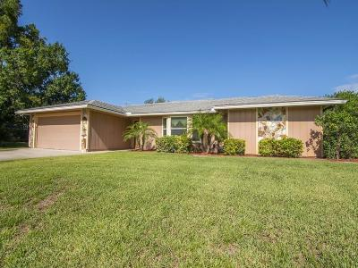 Vero Beach Single Family Home For Sale: 425 28th Court