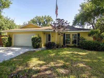 Vero Beach Single Family Home For Sale: 474 SE 23rd Street