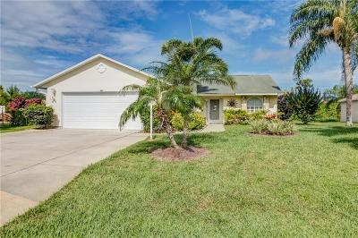 Sebastian Single Family Home For Sale: 108 Pelican Island Place