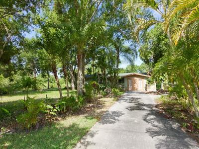 Vero Beach Single Family Home For Sale: 2395 43rd Avenue
