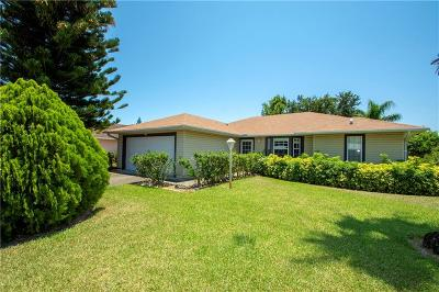 Vero Beach Single Family Home For Sale: 1075 9th