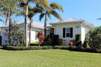 Vero Beach Single Family Home For Sale: 2887 St Barts