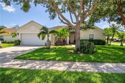 Sebastian Single Family Home For Sale: 131 Drake Way
