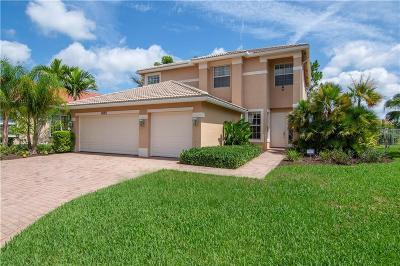 Vero Beach Single Family Home For Sale: 2620 SW Heron Bay Lane