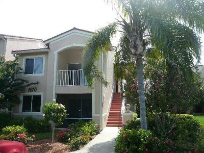 Vero Beach Condo/Townhouse For Sale: 1670 42nd Circle #207