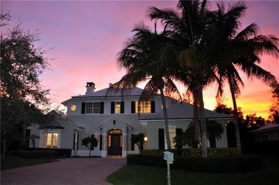 Vero Beach Single Family Home For Sale: 2225 Ocean Oaks Circle