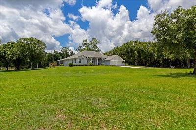 Vero Beach Single Family Home For Sale: 6425 SW 21st Street