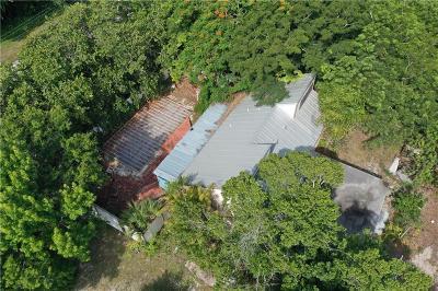 Vero Beach Single Family Home For Sale: 1050 8th Street