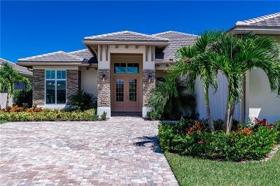 Vero Beach Single Family Home For Sale: 2361 Grand Harbor Reserve