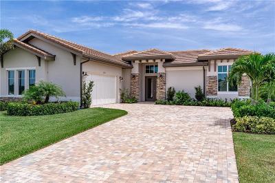 Vero Beach Single Family Home For Sale: 2353 Grand Harbor Reserve