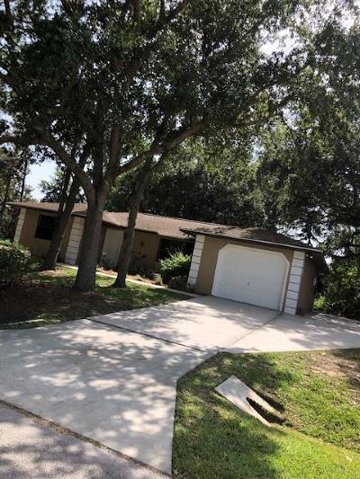Sebastian Single Family Home For Sale: 1699 Coral Reef Street