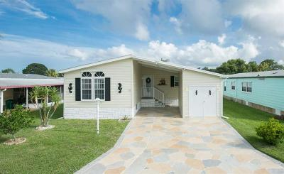 Sebastian Single Family Home For Sale: 523 Royal Tern Drive
