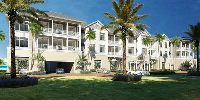 Vero Beach, Indian River Shores, Melbourne Beach, Sebastian, Palm Bay, Orchid Island, Micco, Indialantic, Satellite Beach Condo/Townhouse For Sale: 950 Surfsedge Way #305
