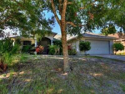 Sebastian Single Family Home For Sale: 902 Sweetbay Avenue