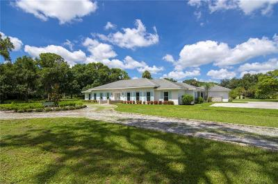 Vero Beach Single Family Home For Sale: 1416 48th Avenue