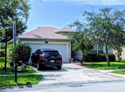 Sebastian Single Family Home For Sale: 221 Stony Point Drive