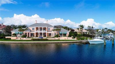 Vero Beach, Indian River Shores, Melbourne Beach, Sebastian, Palm Bay, Orchid Island, Micco, Indialantic, Satellite Beach Single Family Home For Sale: 231 Binnacle Point