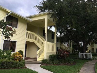 Sebastian Condo/Townhouse For Sale: 5745 Marina Drive #2