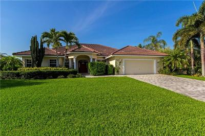 Vero Beach Single Family Home For Sale: 255 Sea Gull Avenue