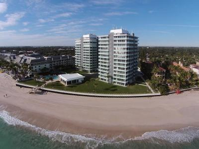 Vero Beach Condo/Townhouse For Sale: 3554 Ocean Drive #503S
