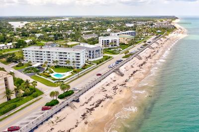 Vero Beach, Indian River Shores, Melbourne Beach, Melbourne, Sebastian, Palm Bay, Orchid Island, Micco, Indialantic, Satellite Beach Condo/Townhouse For Sale: 4049 Ocean Drive #204