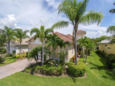 Vero Beach Single Family Home For Sale: 1033 River Wind Circle