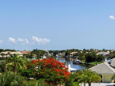 Vero Beach Condo/Townhouse For Sale: 1821 Mooringline Drive #PH-F