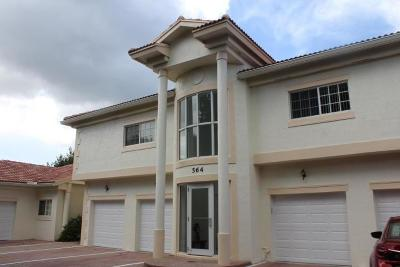 Vero Beach, Indian River Shores, Melbourne Beach, Melbourne, Sebastian, Palm Bay, Orchid Island, Micco, Indialantic, Satellite Beach Condo/Townhouse For Sale: 564 7th #103