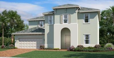 Vero Beach Single Family Home For Sale: 5986 Sequoia Circle